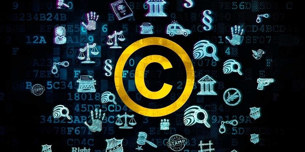знаки охраны интеллектуальной собственности